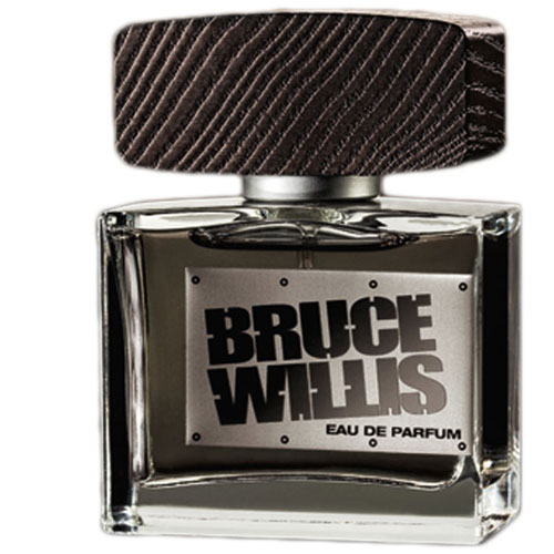 bruce willis parfum
