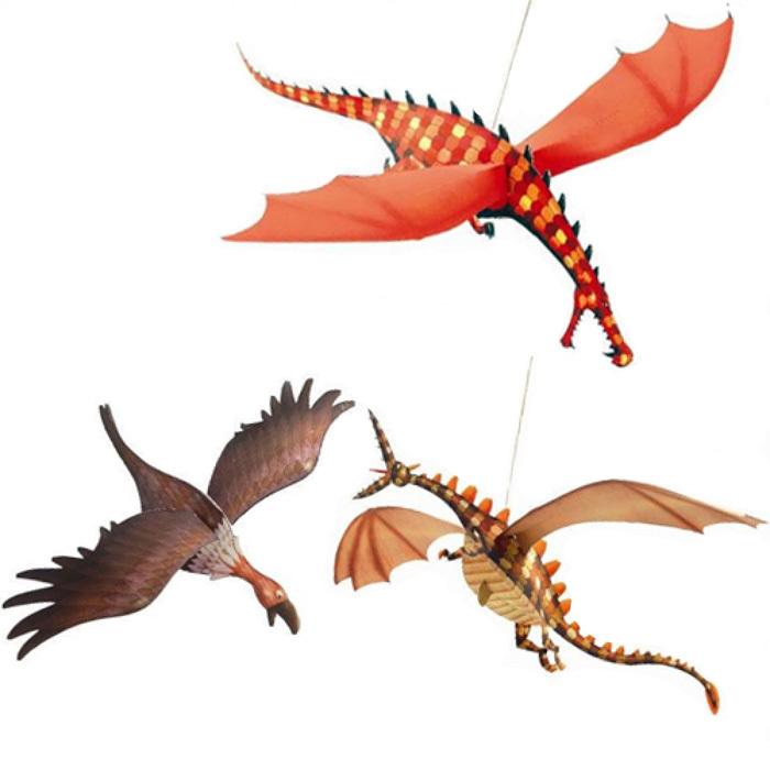 plafondhanger draken