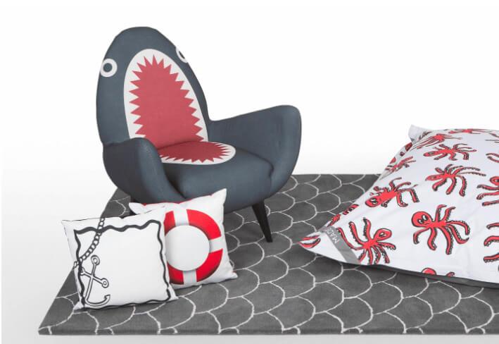 Rodnik Shark fauteuil