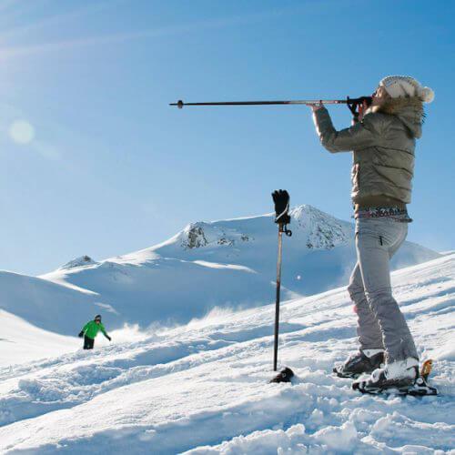 apres skistok voor drank